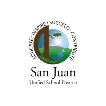 San Juan Unified School District Logo