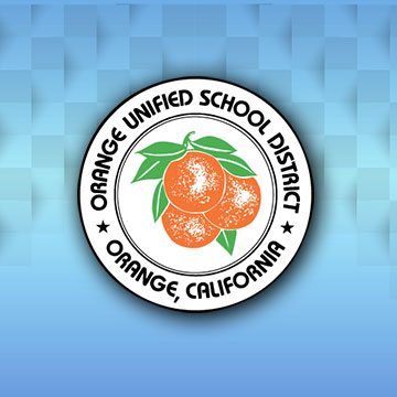Orange Unified School District Logo
