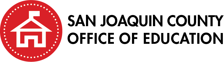 San Joaquin County Office of Education Logo